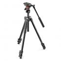 TRIPODE KIT MANFROTTO 290 LIGHT CON ROTULA MFMK290LTA3-V