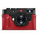 LEICA PROTECTOR LEATHER M10 RED 24022