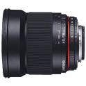 SAMYANG 16MM F2.0 ED AS UMC CS FUJI X