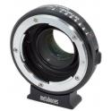 Metabones Nikon G a BMPCC (BlackMagic Pocket) Speed Booster 0.58x