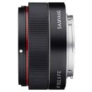 SAMYANG 35MM F.1.2 FE SONY E