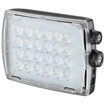 Manfrotto CROMA2 - Antorcha LED Profesional de 900lux@1m MLCROMA2