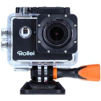 Rollei 525 ActionCam (4K 25fps, 4Mpx, 160º, WiFi, Sumergible 40m.)