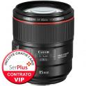Canon EF 85mm f1.4L IS USM - Objetivo para DSLR Full frame