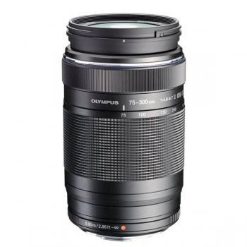 OLYMPUS ED 75-300MM F4.8-6.7 II BLACK