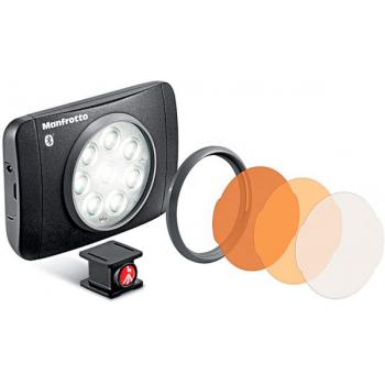 Manfrotto Lumimuse 8 Bluettoh - Antorcha LED MLUMIMUSE8A-B