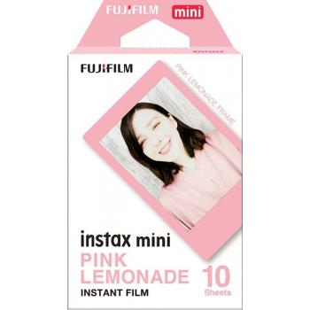 Fuji Instax Mini Pink Lemonade - Recambio 10 fotos