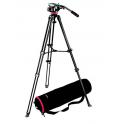 Kit Manfrotto MVK502AM - Trípode de aluminio con rótula de vídeo