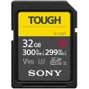 Sony TOUGH 32Gb - Tarjeta de memoria SD UHS-II SF-G32T