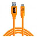Tether Tools TetherPro - Cable USB 3.0 a USB Tipo C de 4.6m