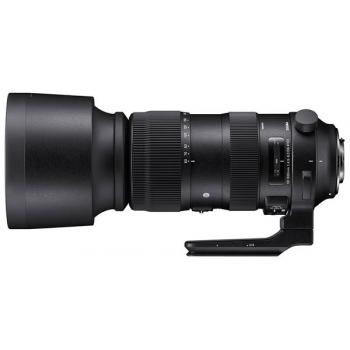 Sigma 60-600mm Sports para Canon f4.5-6.3 DG OS HSM