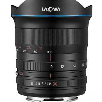 Laowa 10-18mm f4.5-5.6 FE Zoom para Sony E full frame