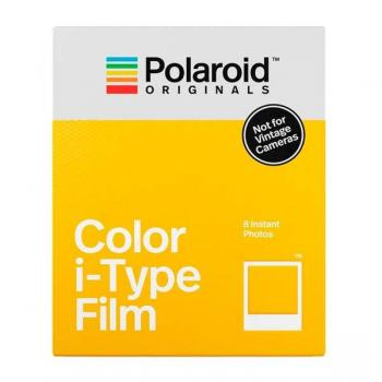 Polaroid Color Film I-Type  - Película instantánea Polaroid I-Type