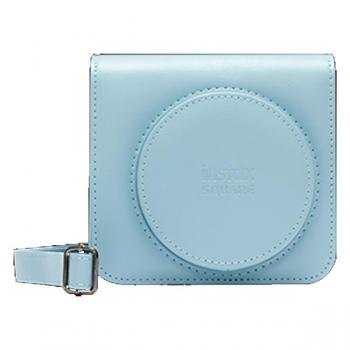 Fujifilm Instax  SQ1 camera case Glacier Blue