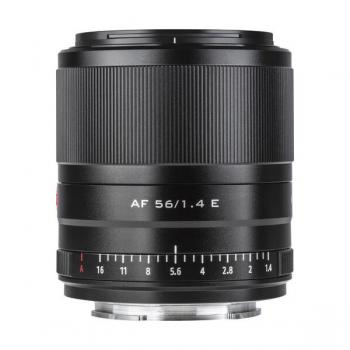 Viltrox AF 56mm. F1.4 STM Para Sony E Aps-c (E-mount) - Vista general