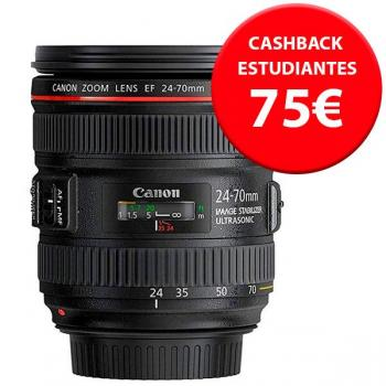 CANON 24-70MM F4.0L IS USM