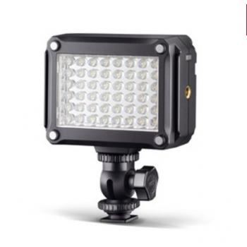 Antorcha de LED Metz 320 - frontal lateral sin difusor