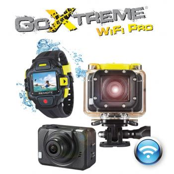 CAMARA DEPORTIVA GO-XTREME WIFI PRO HI SPEED FULL HD