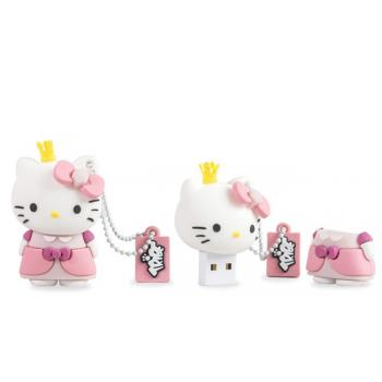MEMORIA USB 8GB HELLO KITTY PRINCESS