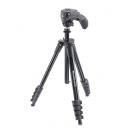 TRIPODE MANFROTTO COMPACT ACTION MFMKCOMPACTACNB NEGRO